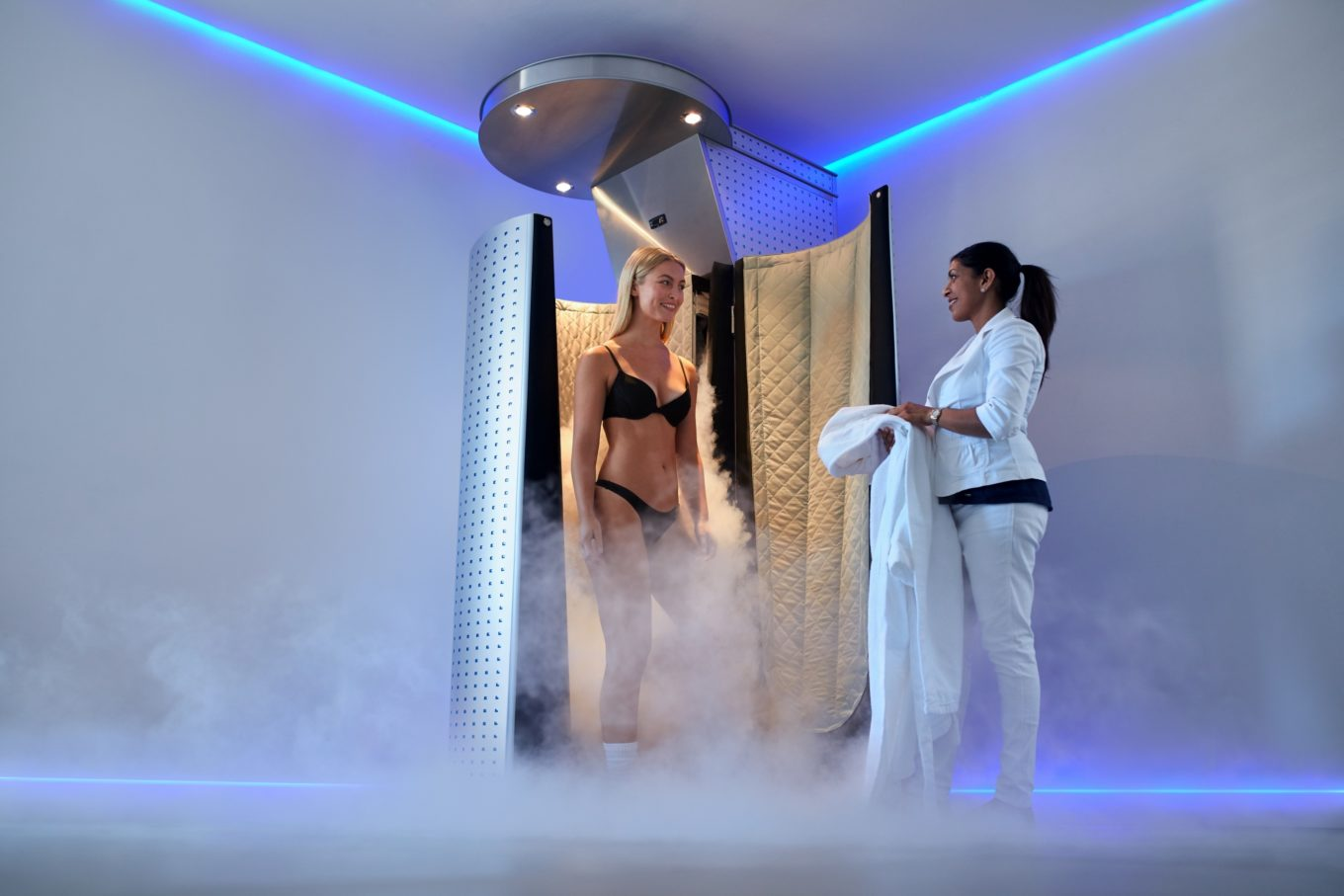 How Cryotherapy Can Improve Your Health?