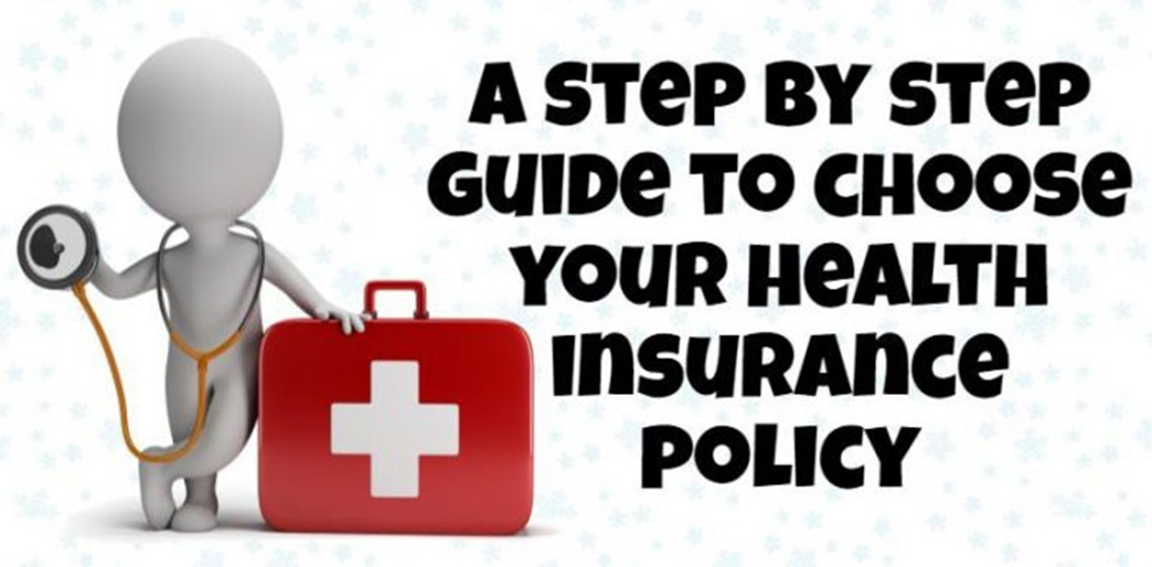 The step by step guide to selecting the best health insurance plan